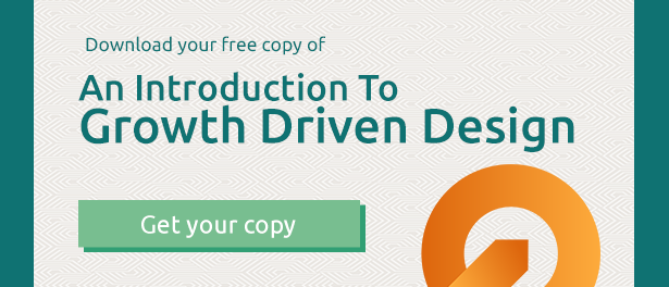 An Introduction To Growth-Driven Design eBook